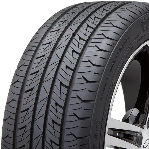 Fuzion UHP Sport A/S tread and side