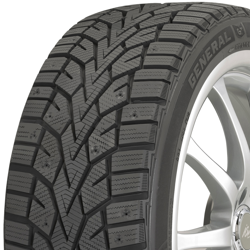 General Altimax Arctic 12 tread and side