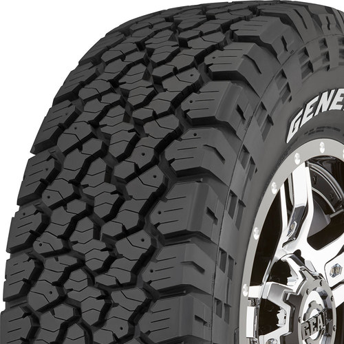 General Grabber AT//X all/_ Terrain Radial Tire-265//75R16 123S E-ply