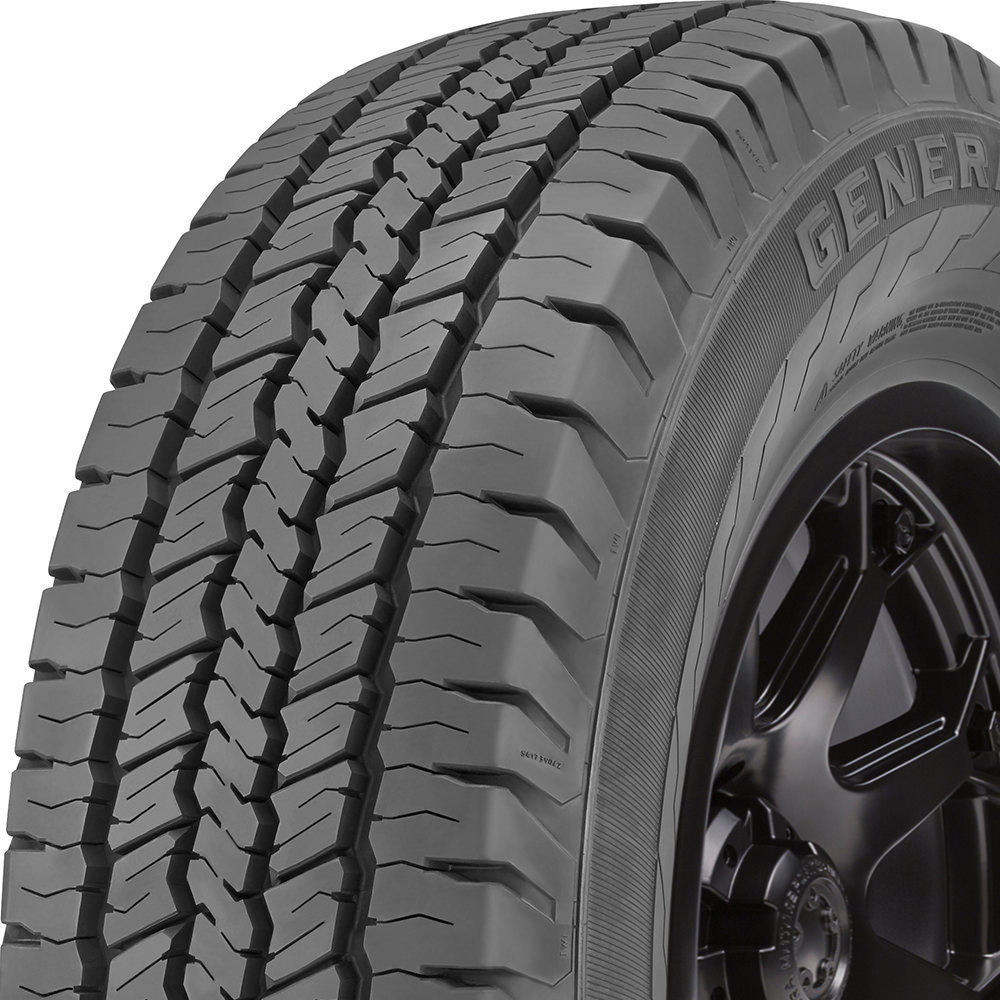 General Grabber HD tread and side