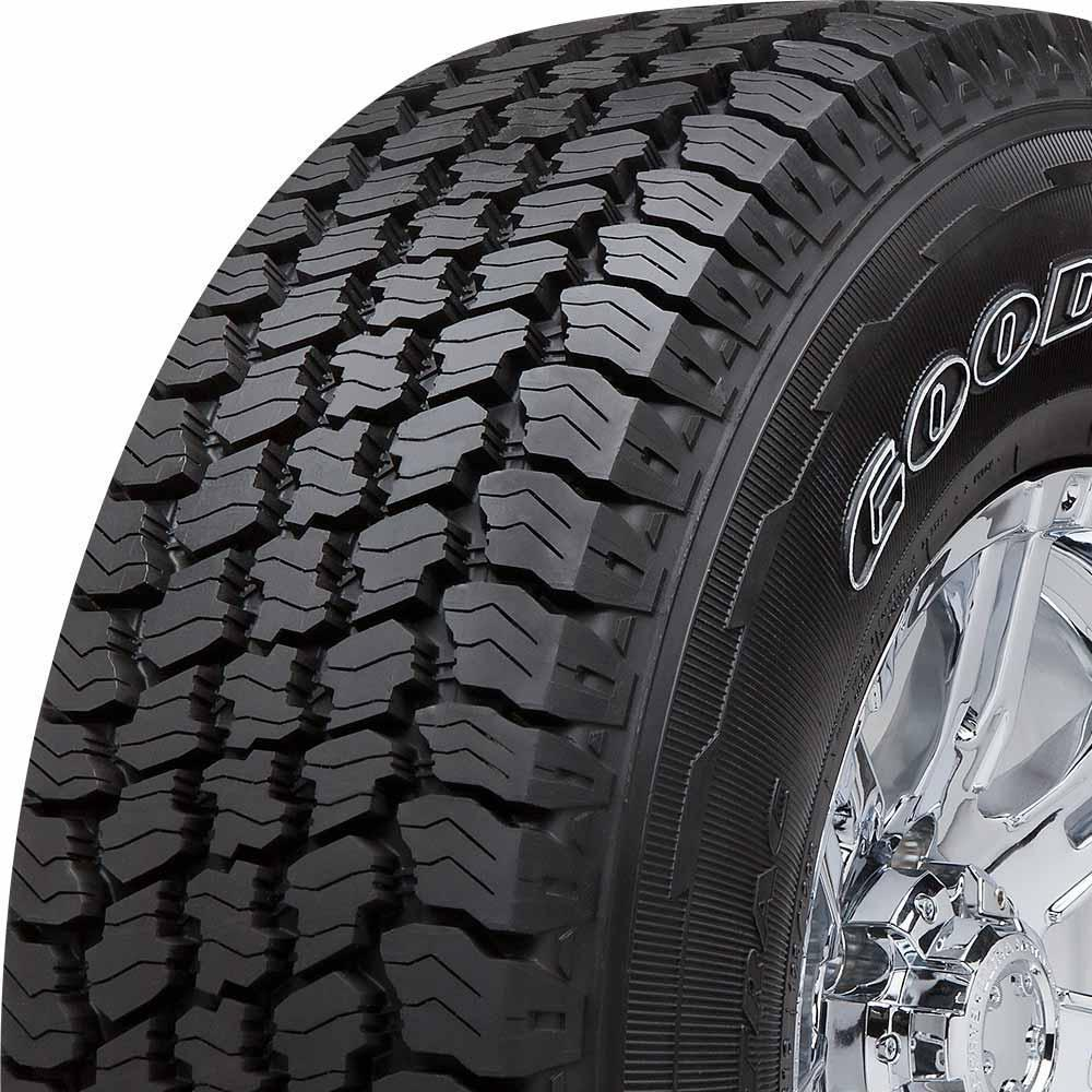 Goodyear Wrangler ArmorTrac tread and side
