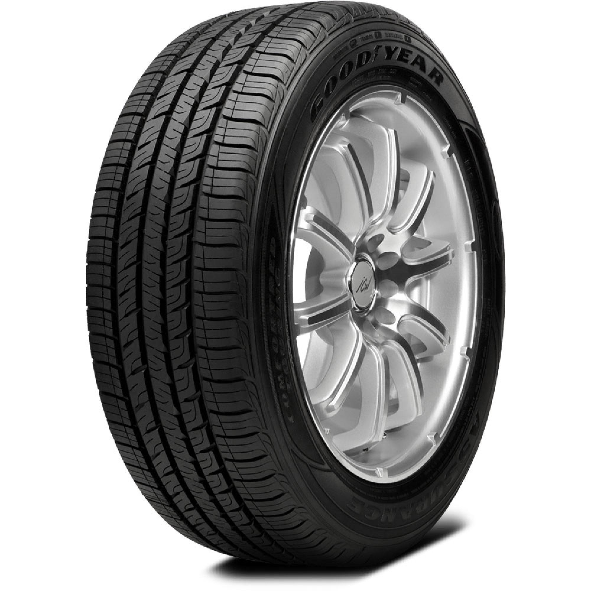 Goodyear Assurance Touring Vs Comfortred Touring