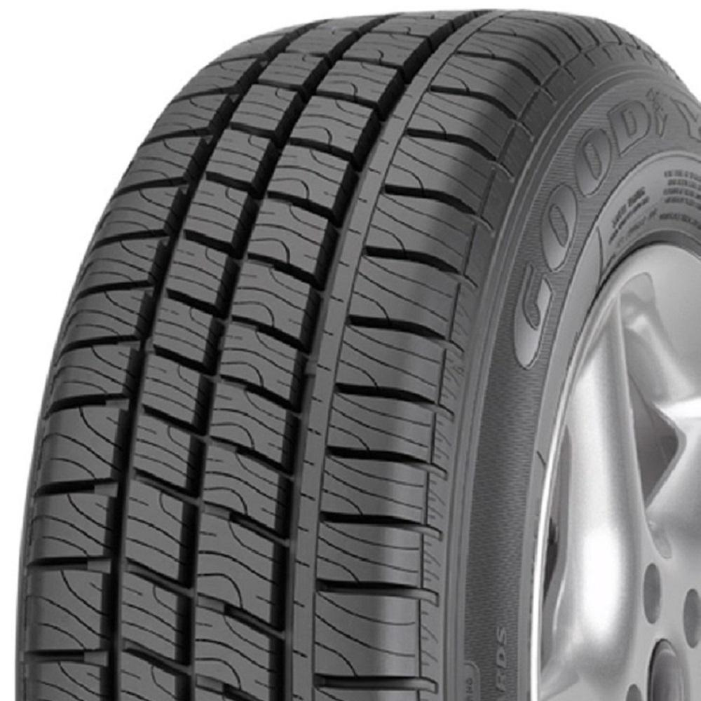 Goodyear Cargo Vector 2 M+S tread and side