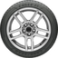 Goodyear Eagle F1 Asymmetric 2 sidewall