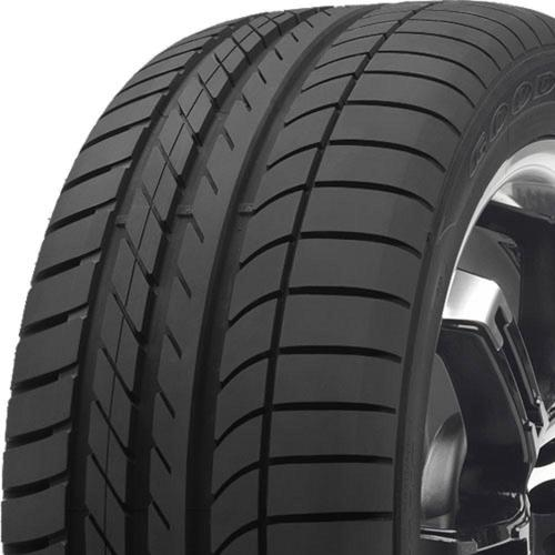 Goodyear Eagle F1 Asymmetric SUV tread and side