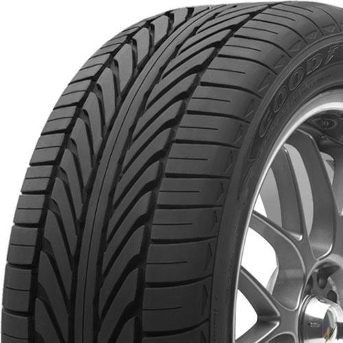 Goodyear Eagle F1 GS-2 EMT tread and side