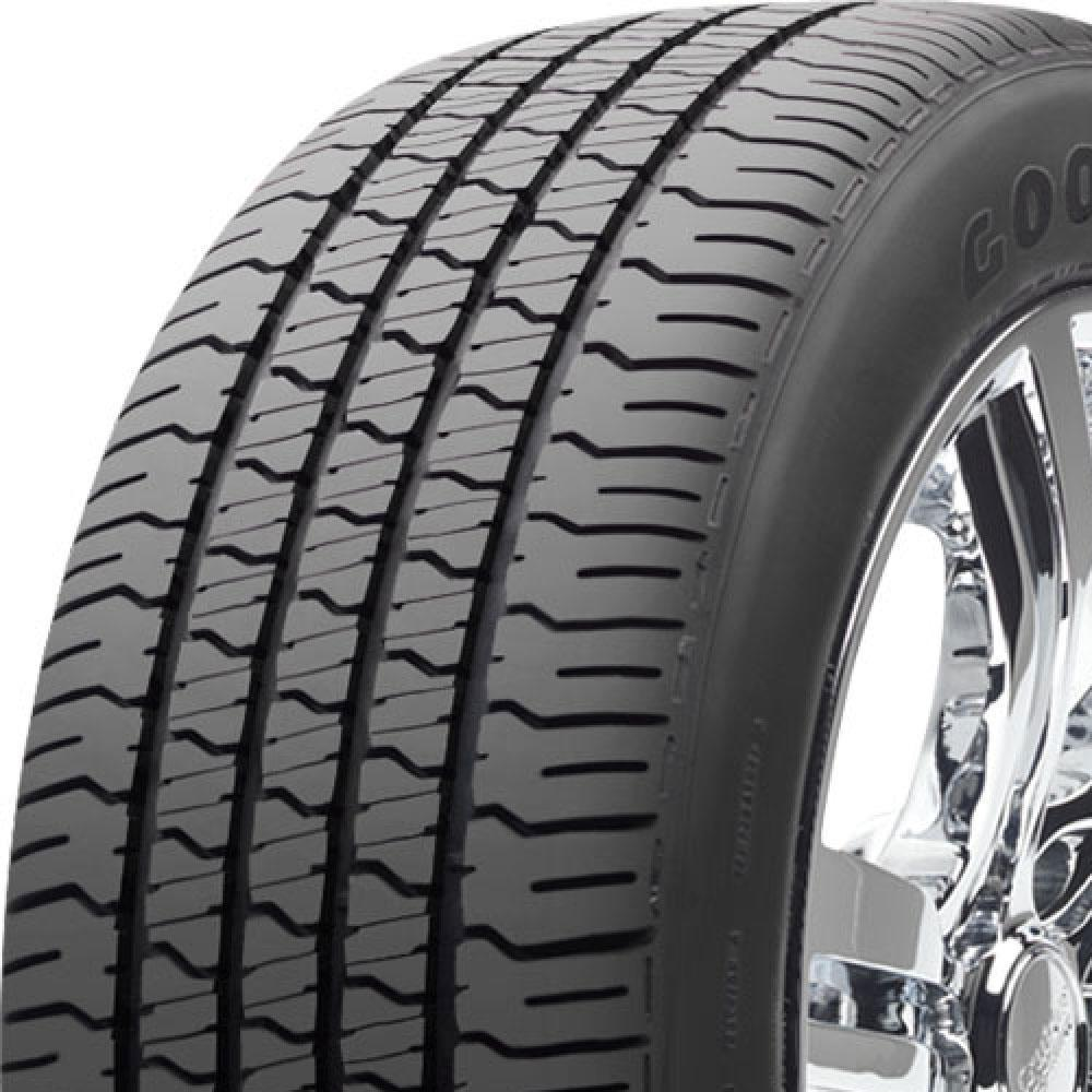 Goodyear Eagle GT II tread and side
