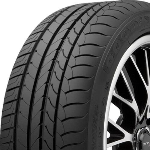 Goodyear Efficient Grip tread and side