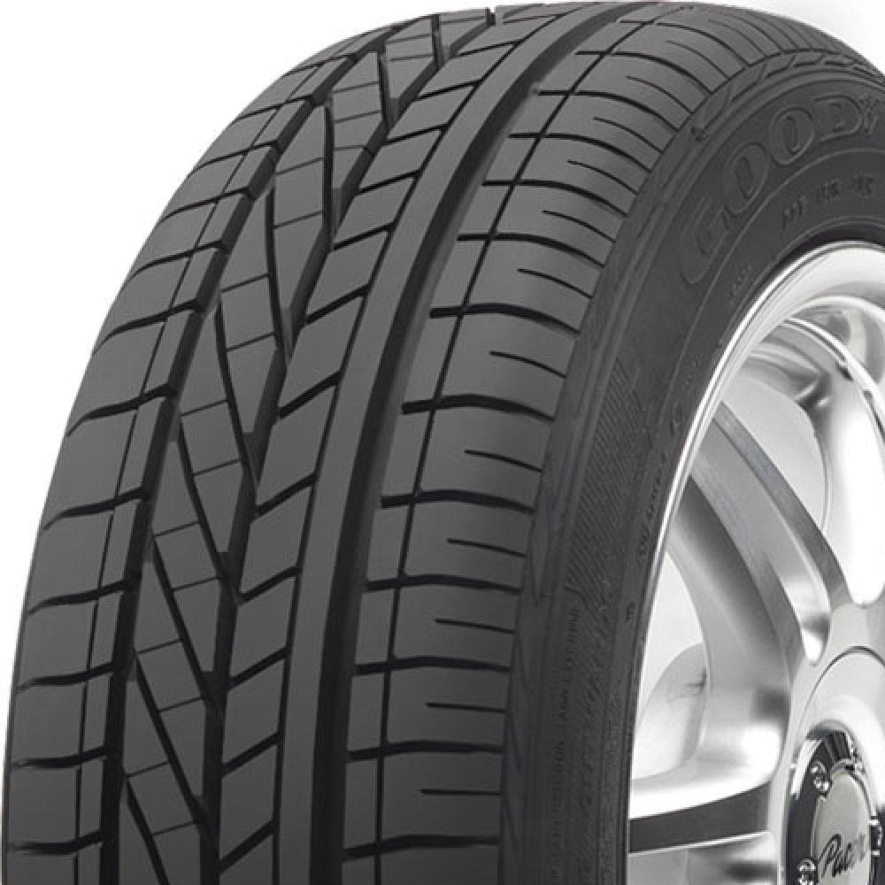 Goodyear Excellence tread and side