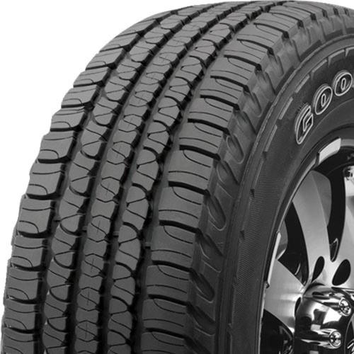 Goodyear Fortera HL tread and side