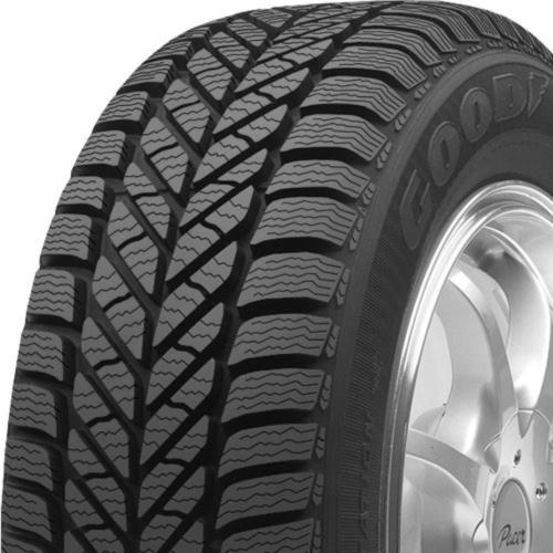Goodyear Ultra Grip Ice tread and side