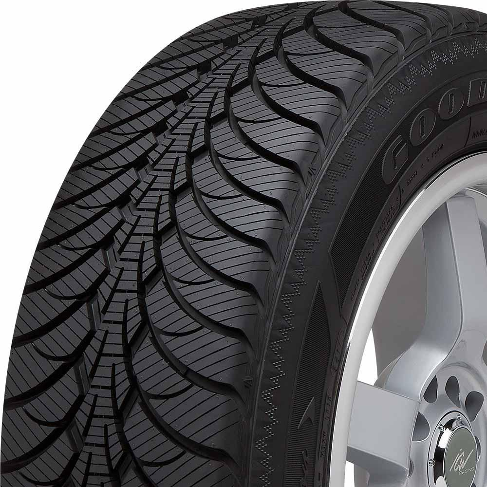 Goodyear Ultra Grip Ice WRT tread and side