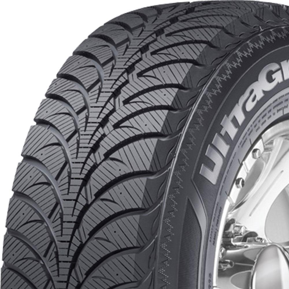 Goodyear Ultra Grip Ice WRTP tread and side