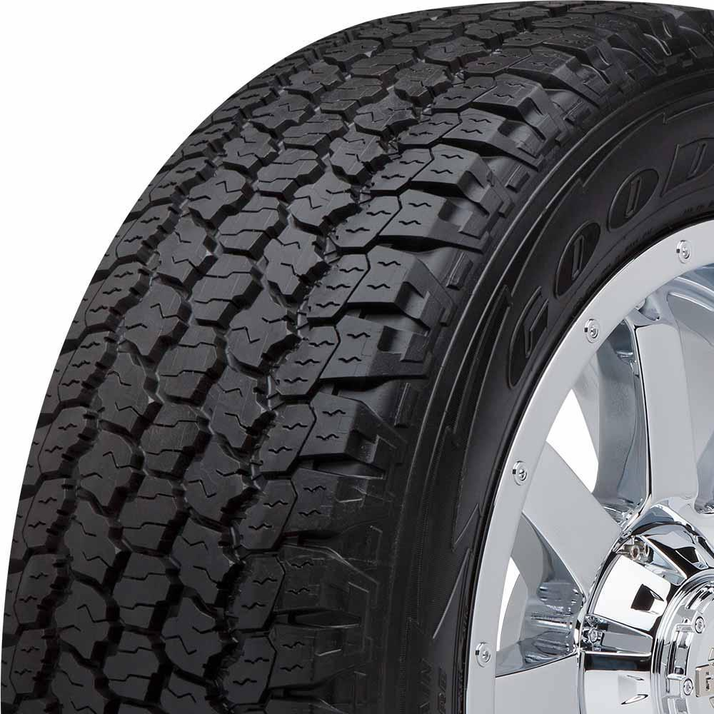 Goodyear Wrangler All-Terrain Adventure w/Kevlar tread and side