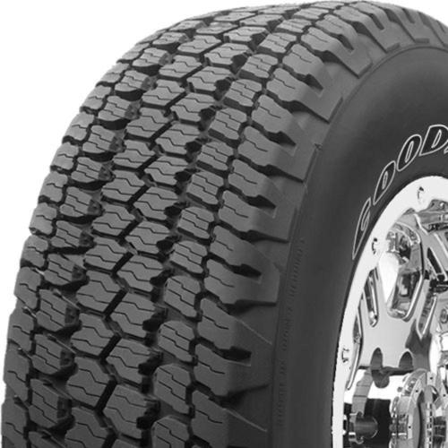 Goodyear Wrangler AT/S tread and side