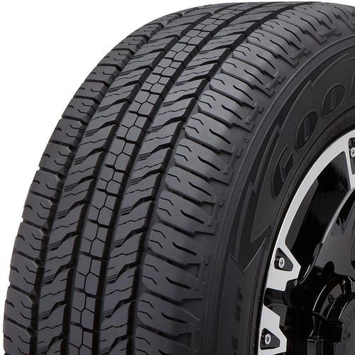 Goodyear Wrangler Fortitude HT tread and side