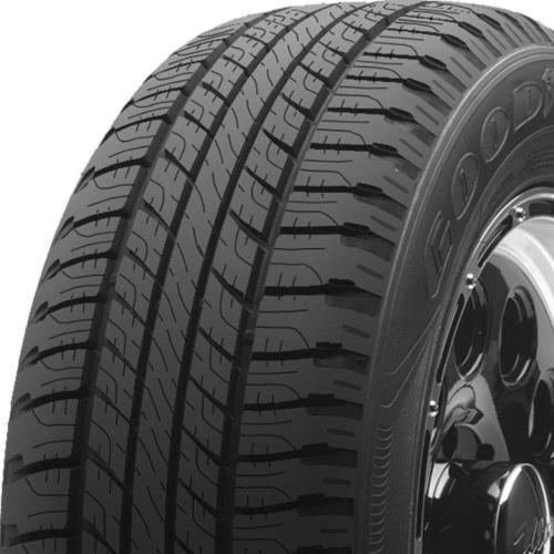 Goodyear Wrangler HP All-Weather tread and side