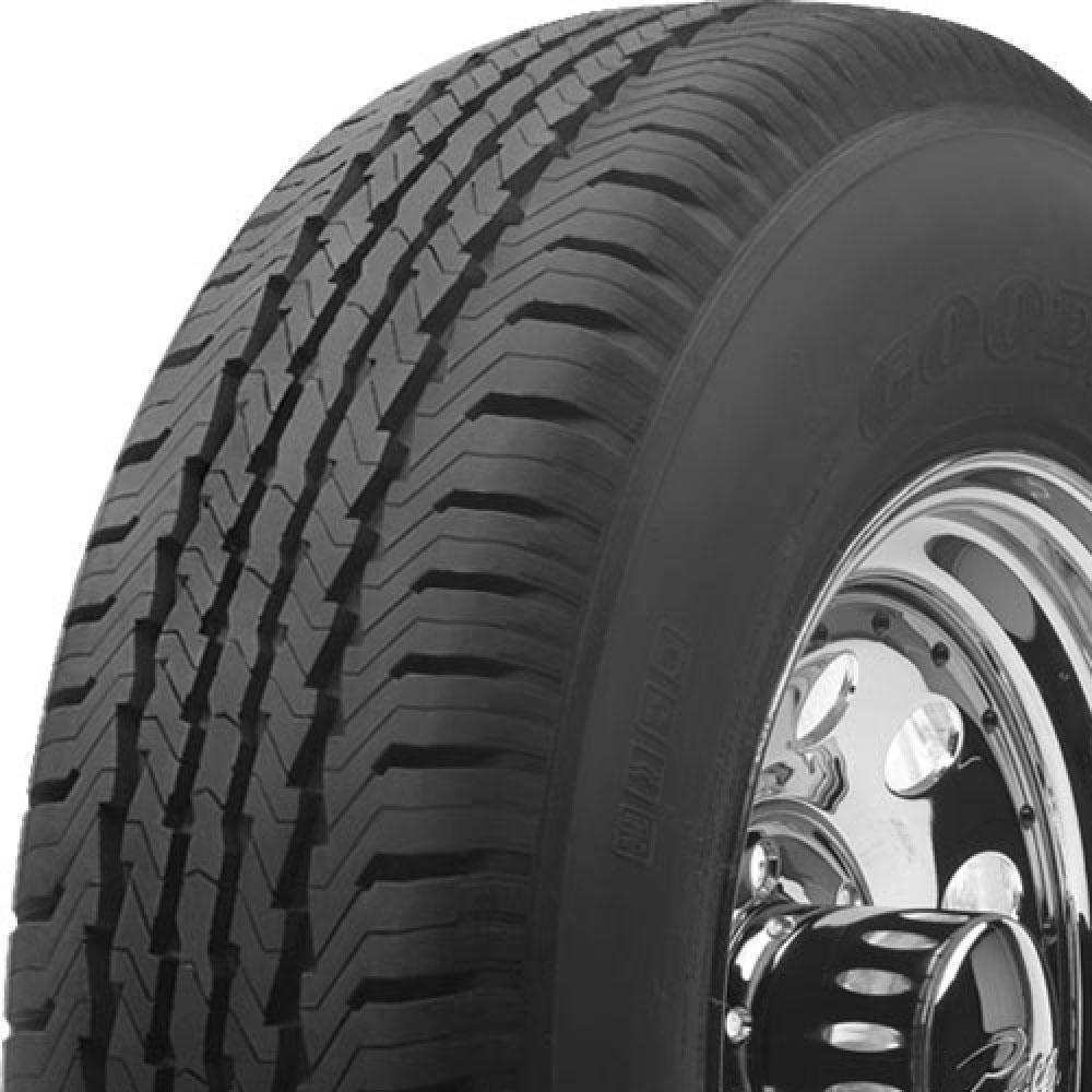 Goodyear Wrangler HT tread and side