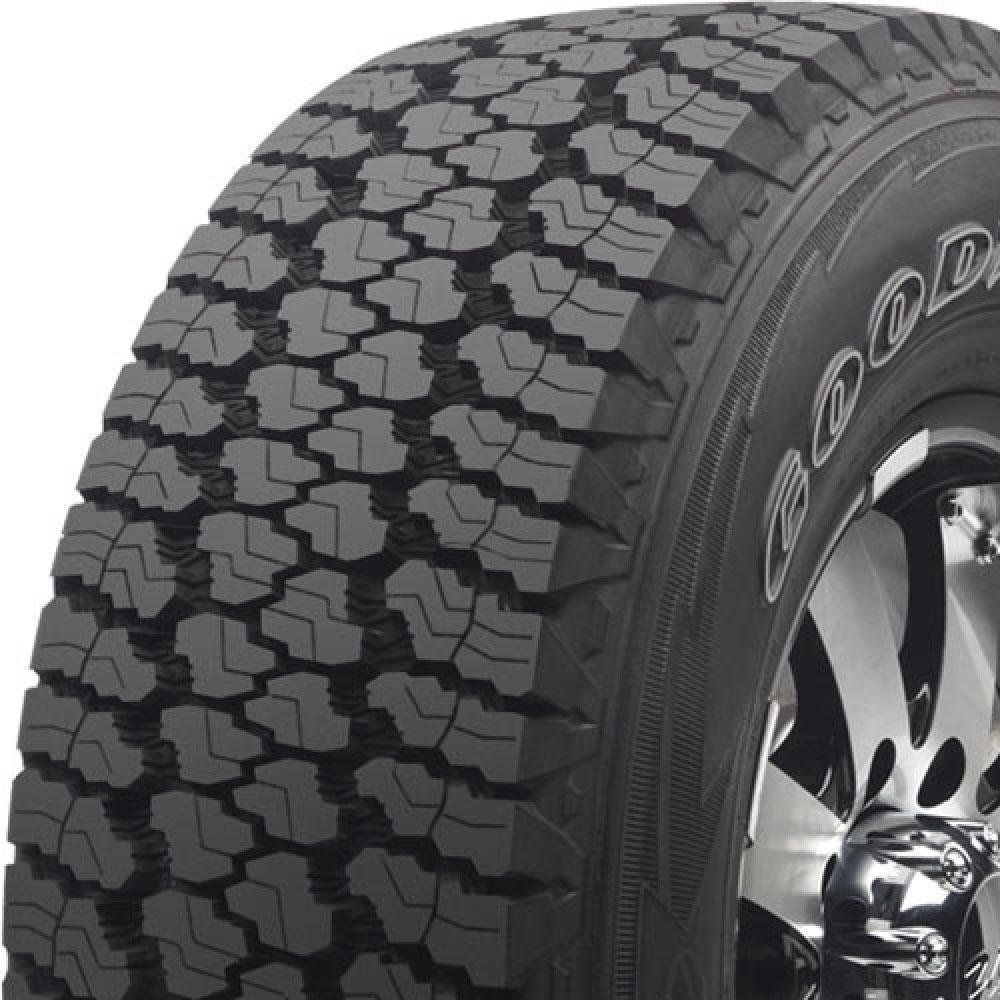 Goodyear Wrangler SilentArmor Pro-Grade tread and side