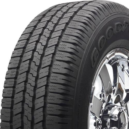 Goodyear Wrangler SR-A tread and side