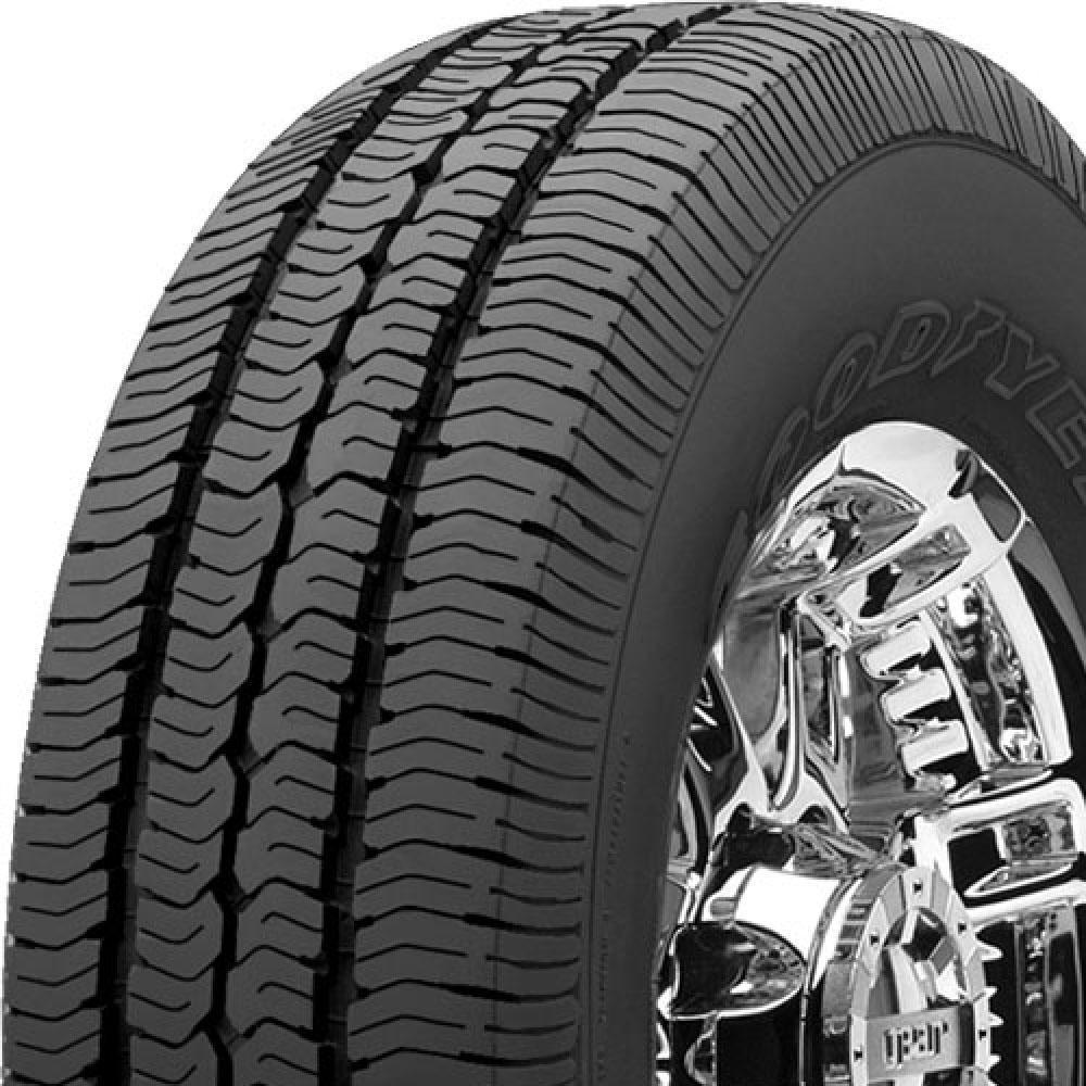 Goodyear Wrangler ST tread and side