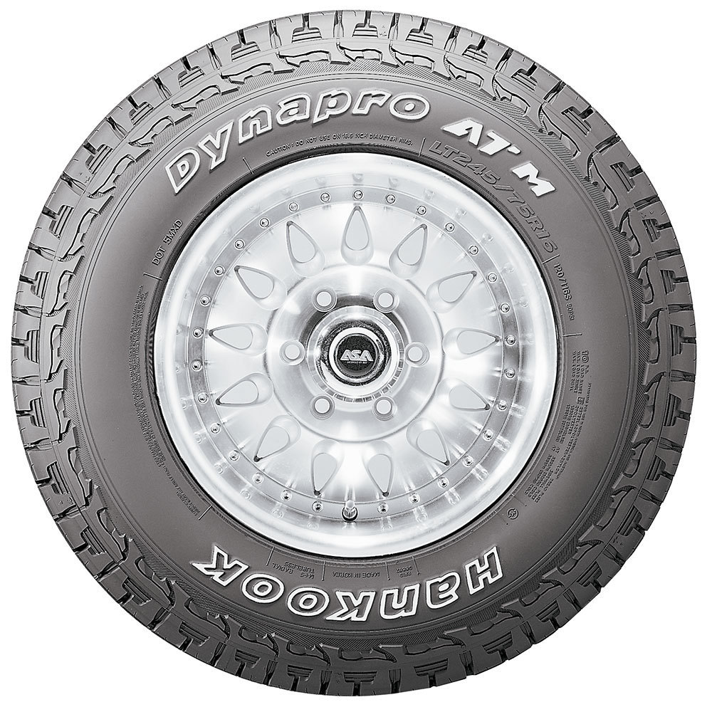 Hankook Dynapro At M Rf10 Tirebuyer