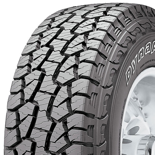 Hankook Dynapro AT-M RF10 tread and side