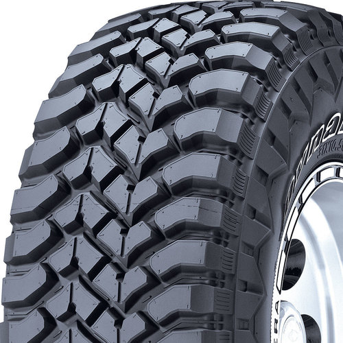 Hankook DynaPro MT tread and side