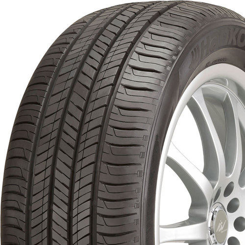 Hankook Kinergy GT H436 tread and side