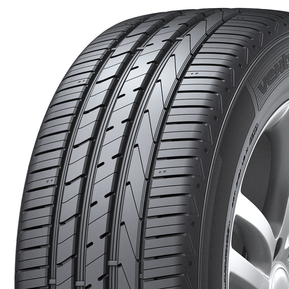 Hankook Ventus S1 evo2 SUV (K117A) tread and side