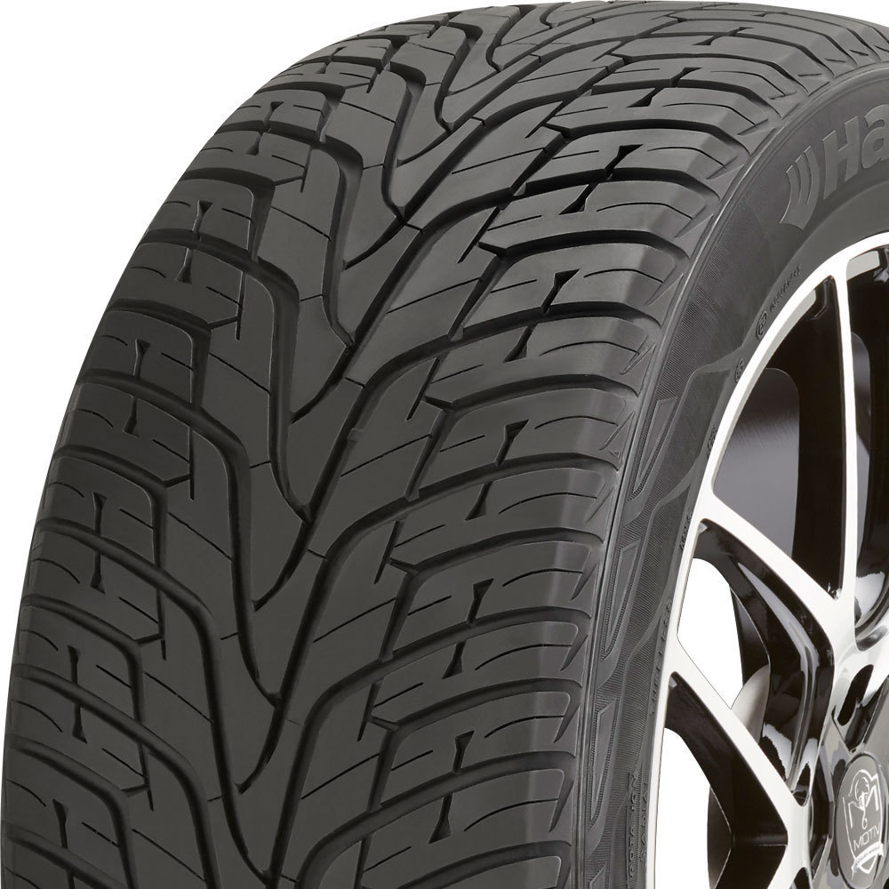 Hankook Ventus ST tread and side