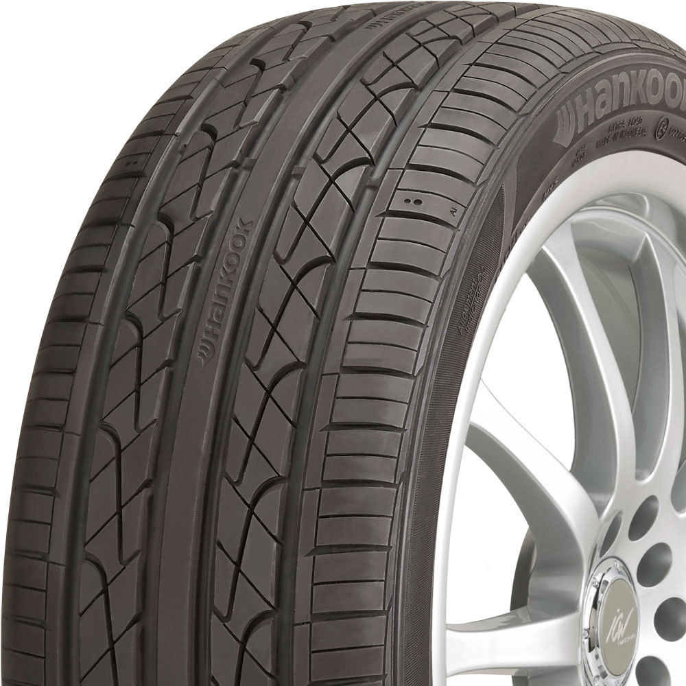 Hankook Ventus V2 Concept H457 tread and side