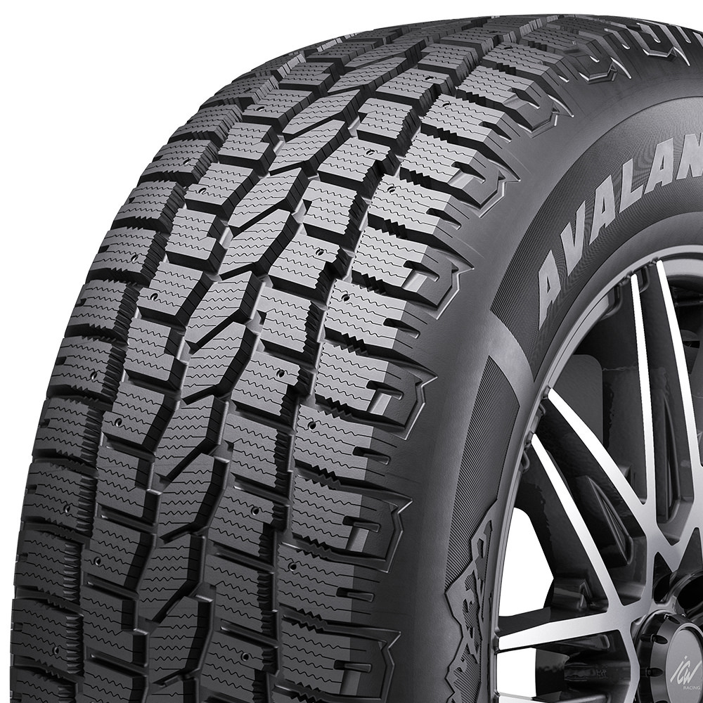 Hercules Avalanche XUV tread and side