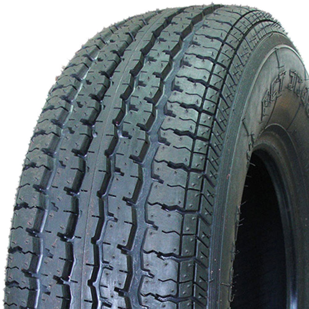 Hi Run JK42 Trailer tread and side