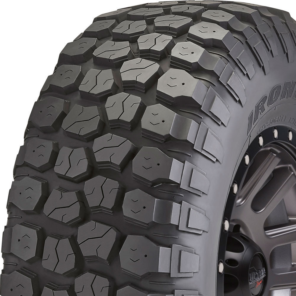 Ironman All Country M/T tread and side