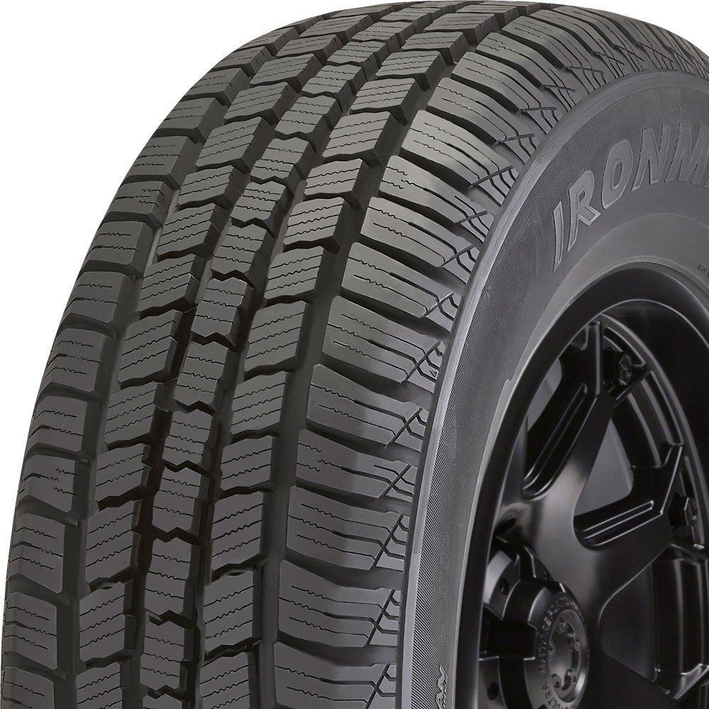 Ironman Radial A/P tread and side