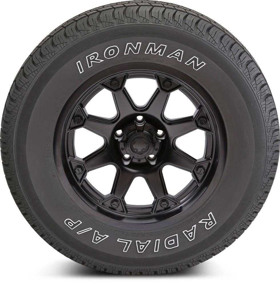 Nitrogen Air For Tires >> Ironman Radial A/P   TireBuyer