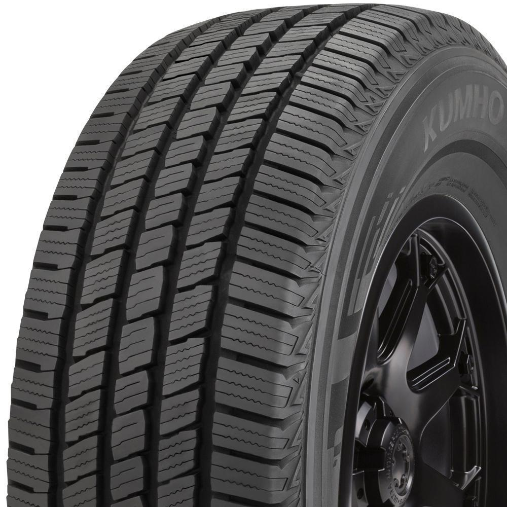 Kumho Crugen HT51C tread and side