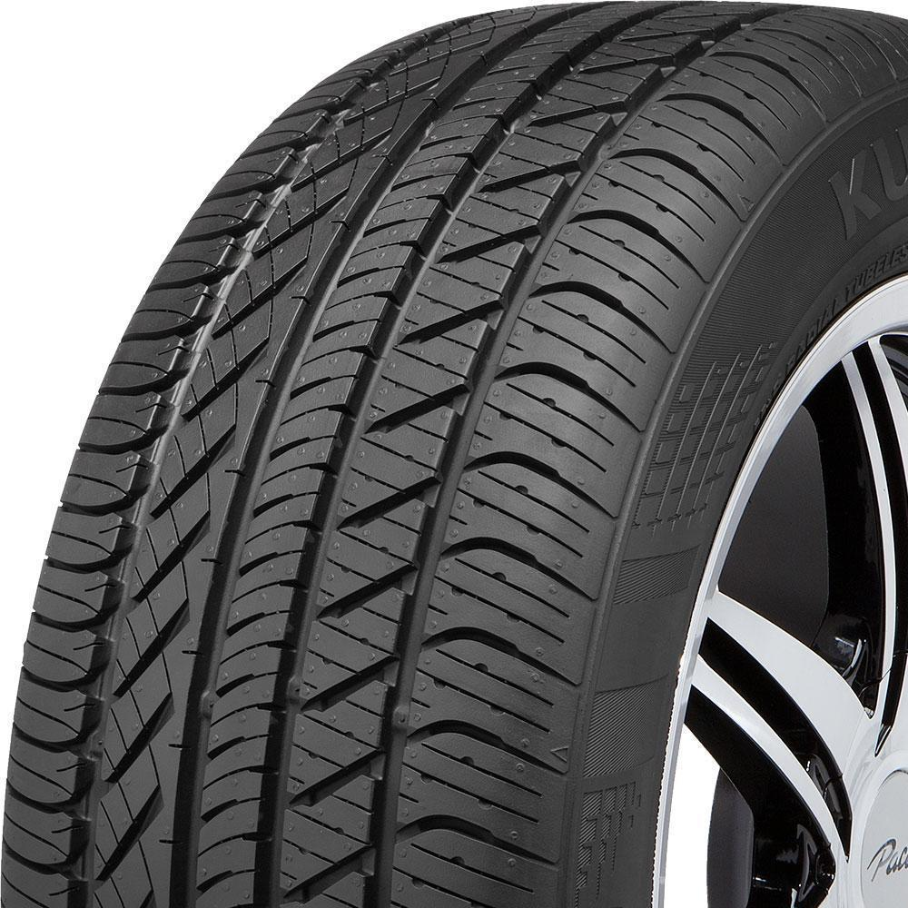 Kumho Ecsta 4XII tread and side