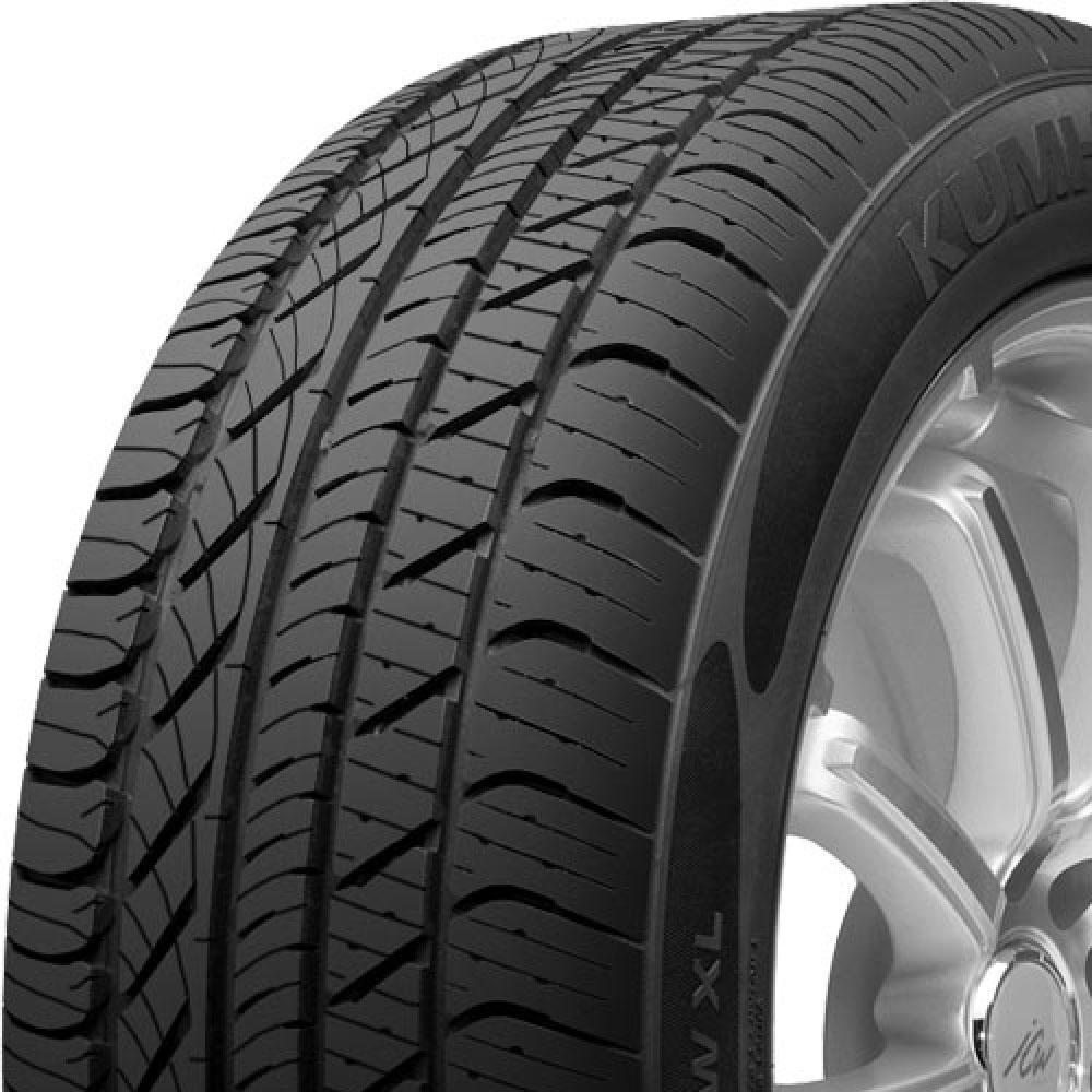 Kumho Ecsta 4X KU22 tread and side