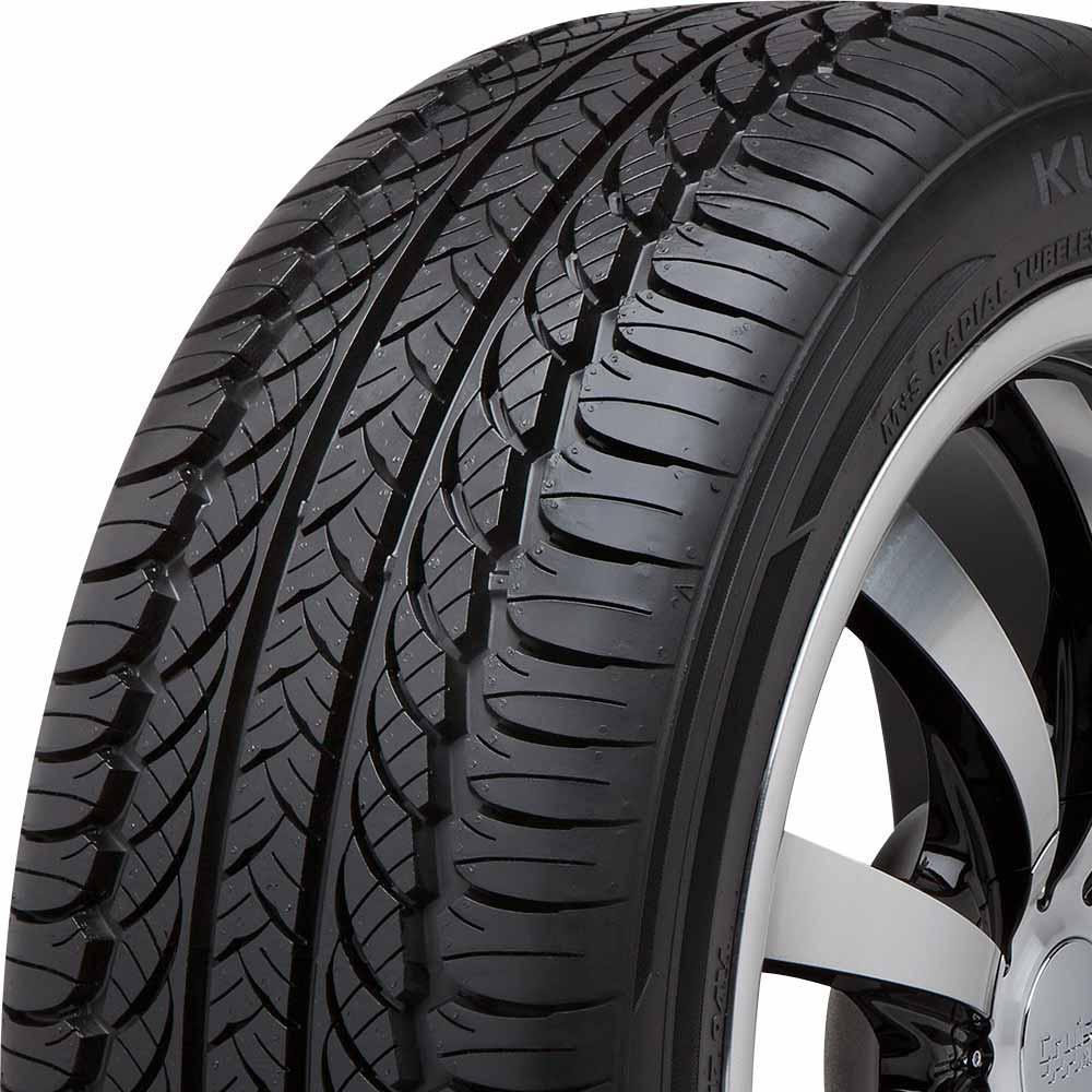 Kumho Ecsta PA31 tread and side