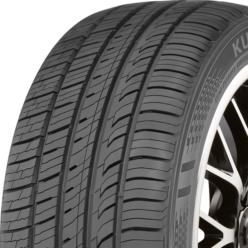 Kumho Ecsta PA51 tread and side