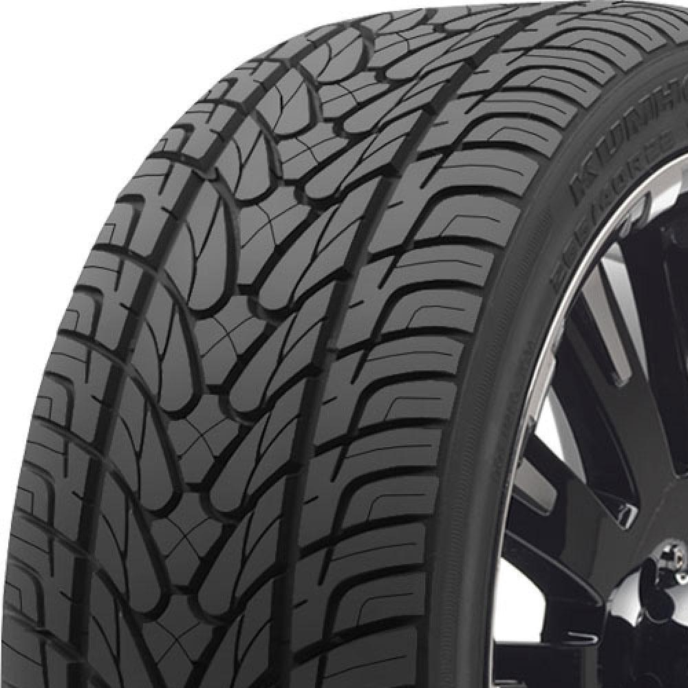 Kumho Ecsta STX KL12 tread and side