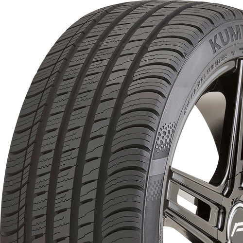 Kumho Solus TA71 tread and side