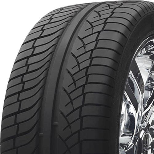 Michelin 4X4 Diamaris tread and side