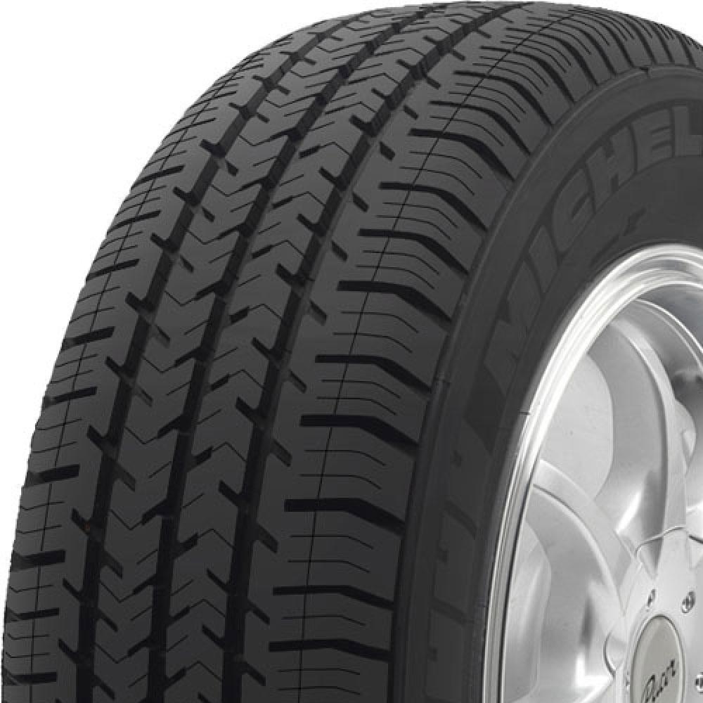 Michelin Agilis tread and side