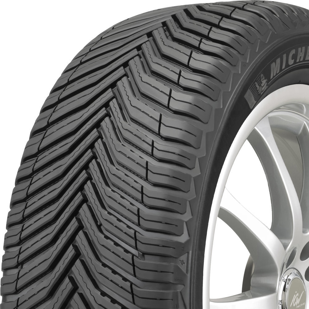 Michelin CrossClimate2 tread and side