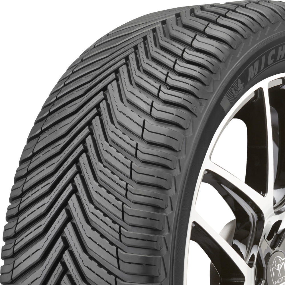 Michelin CrossClimate2 CUV tread and side