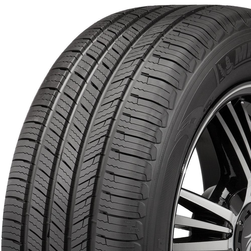 Michelin Defender tread and side