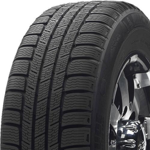 Michelin Latitude Alpin tread and side